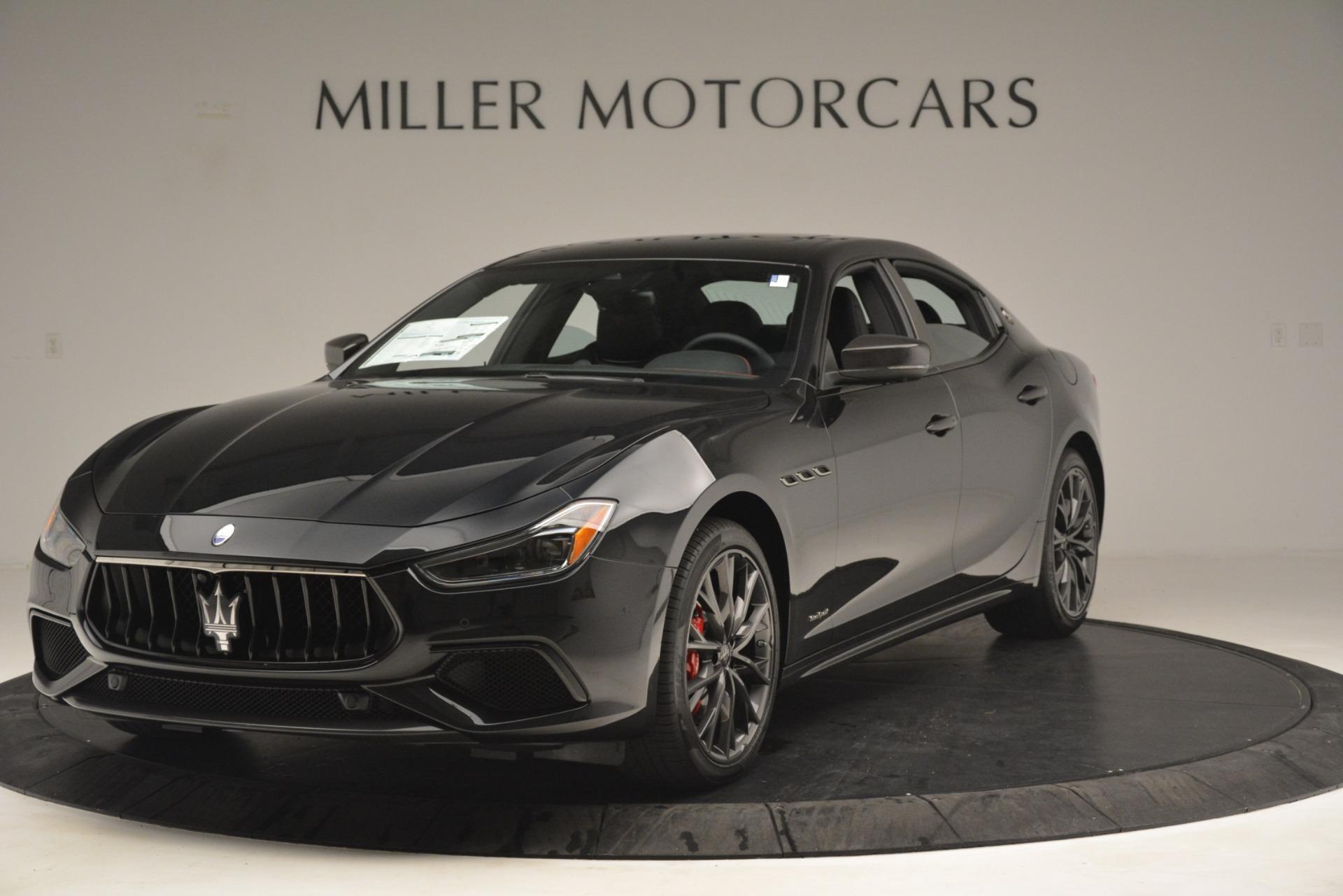New 2019 Maserati Ghibli S Q4 GranSport For Sale In Westport, CT 2926_main