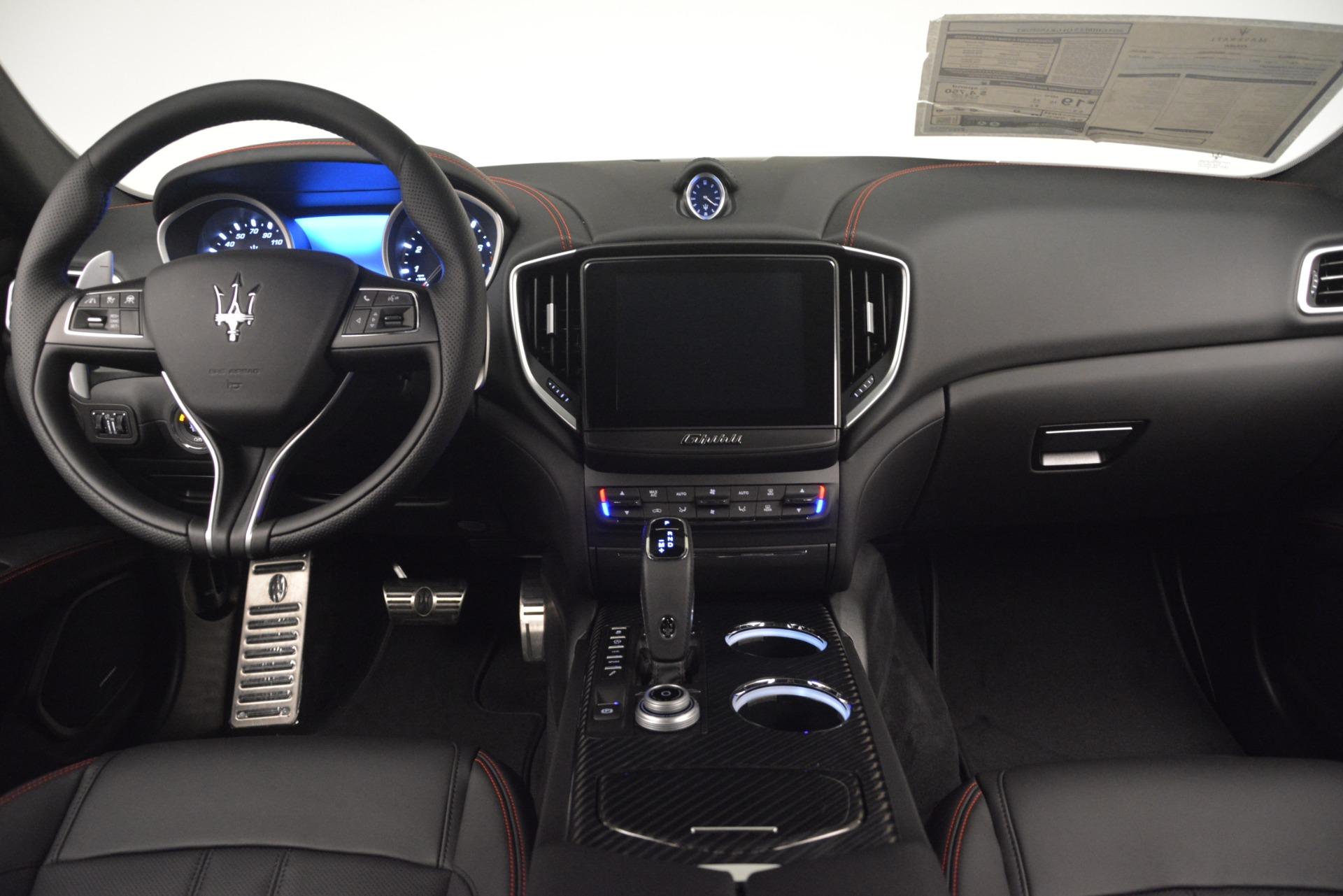 New 2019 Maserati Ghibli S Q4 GranSport For Sale In Westport, CT 2926_p24