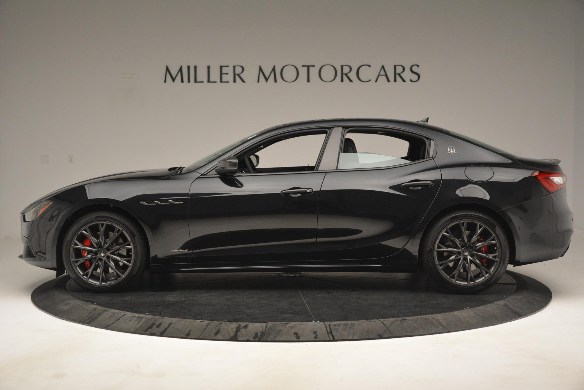 New 2019 Maserati Ghibli S Q4 GranSport For Sale In Westport, CT 2926_p3