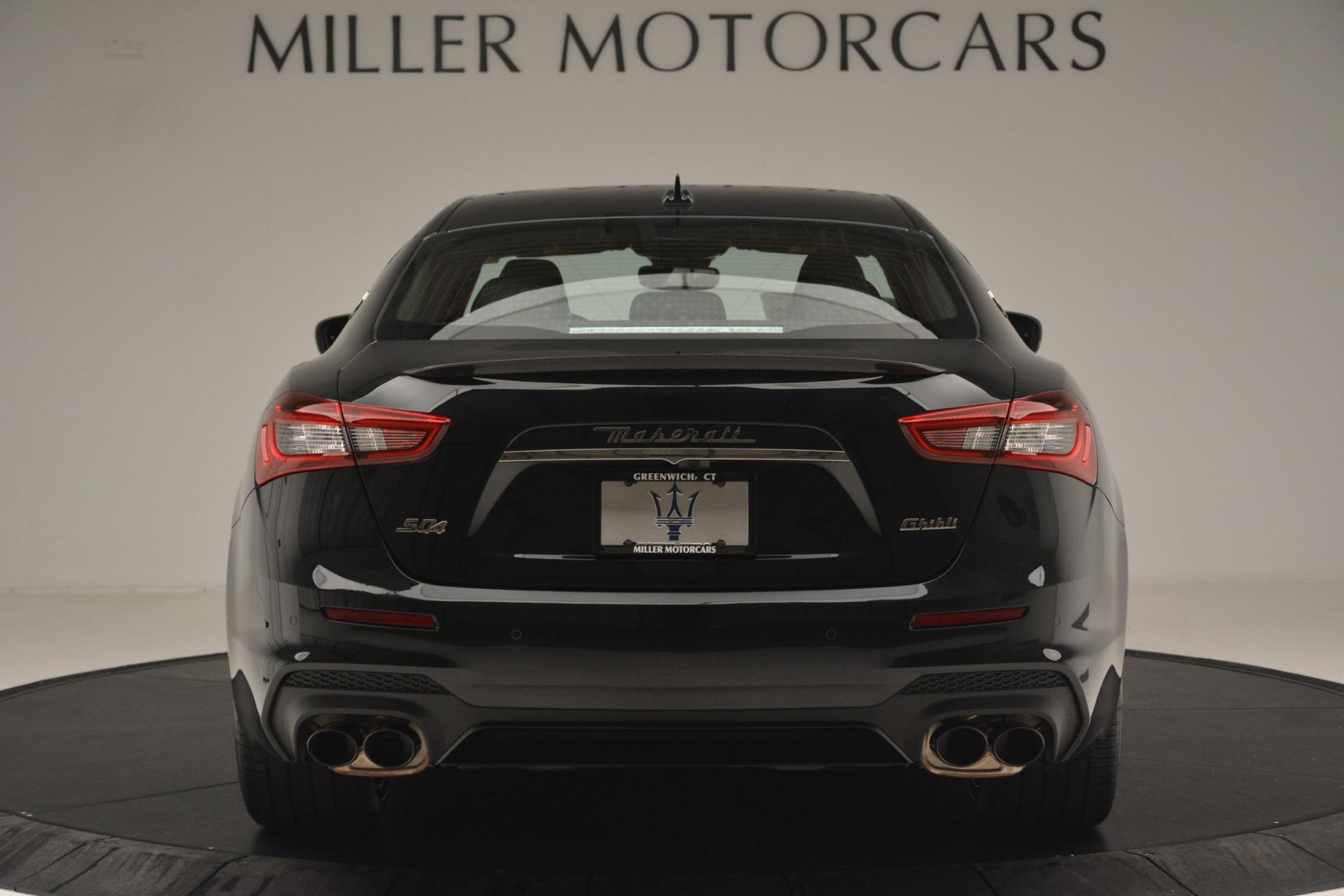 New 2019 Maserati Ghibli S Q4 GranSport For Sale In Westport, CT 2926_p6