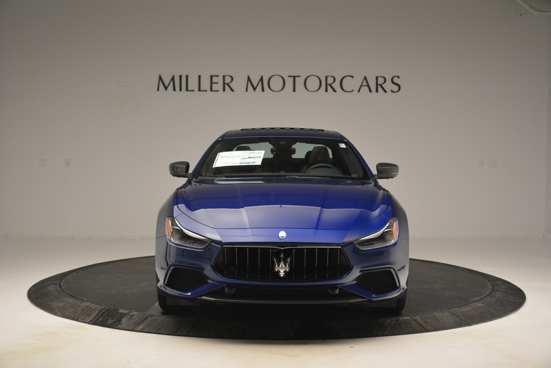 New 2019 Maserati Ghibli S Q4 GranSport For Sale In Westport, CT 2928_p12