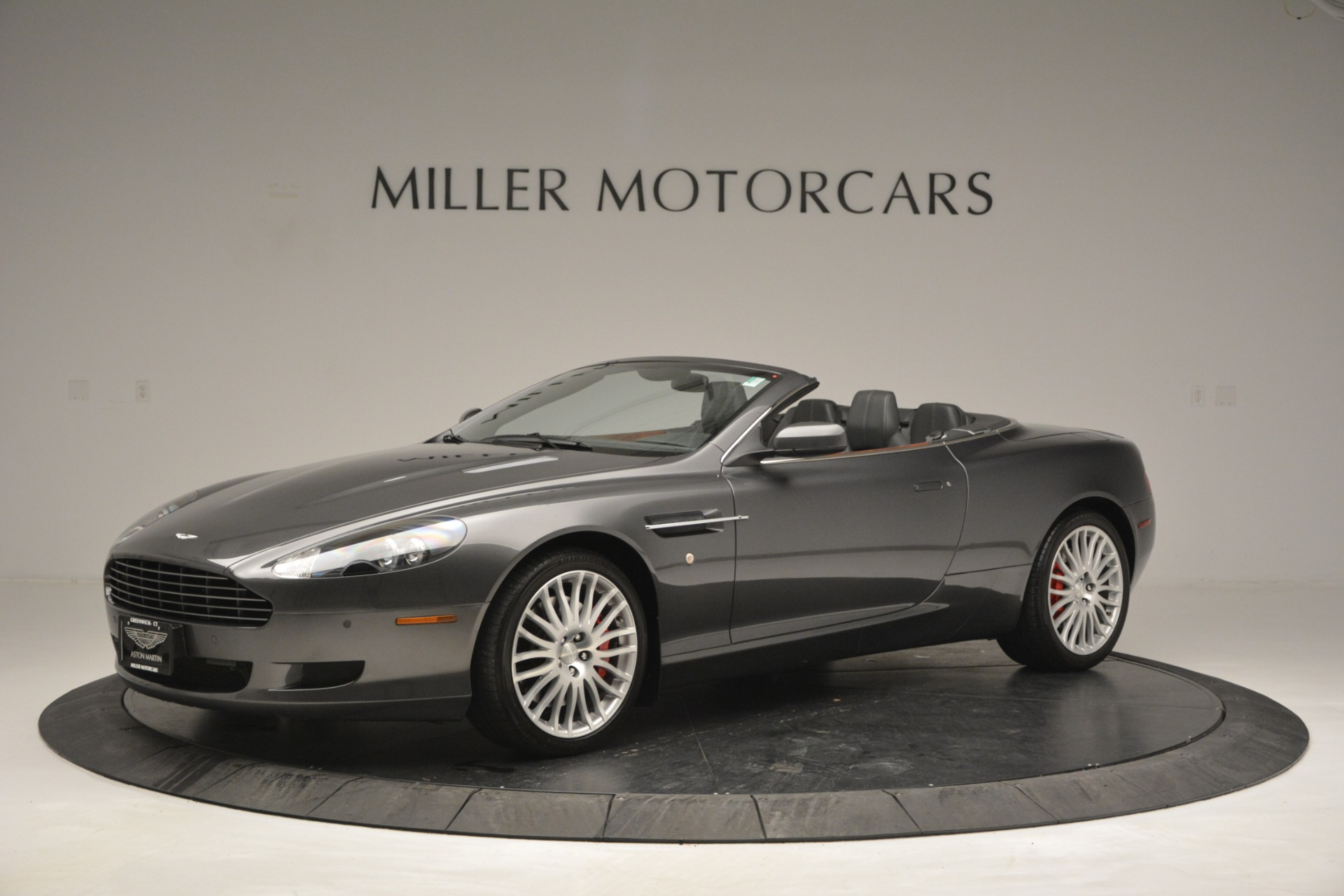 Used 2009 Aston Martin DB9 Convertible For Sale In Westport, CT
