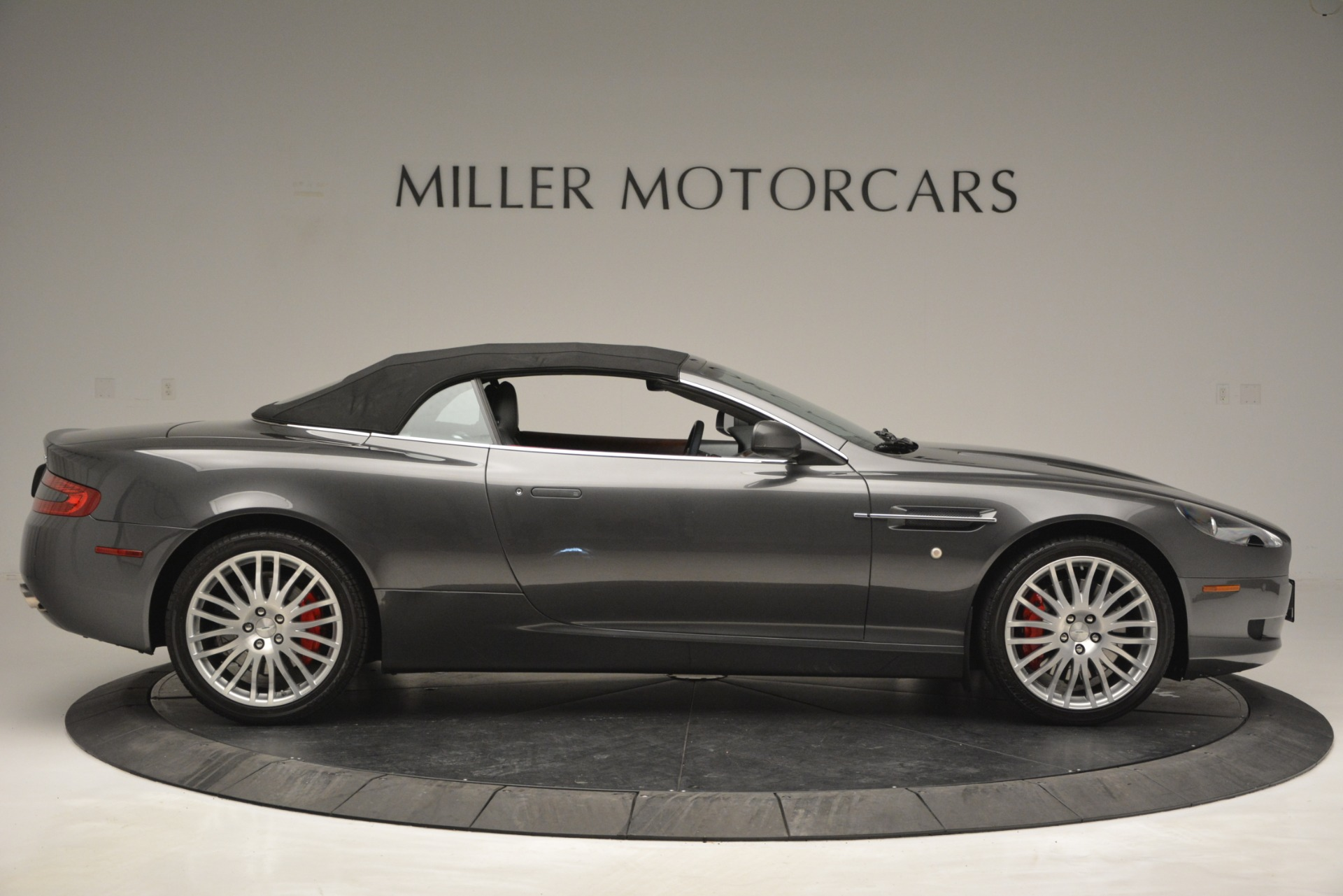 Used 2009 Aston Martin DB9 Convertible For Sale In Westport, CT 2930_p13