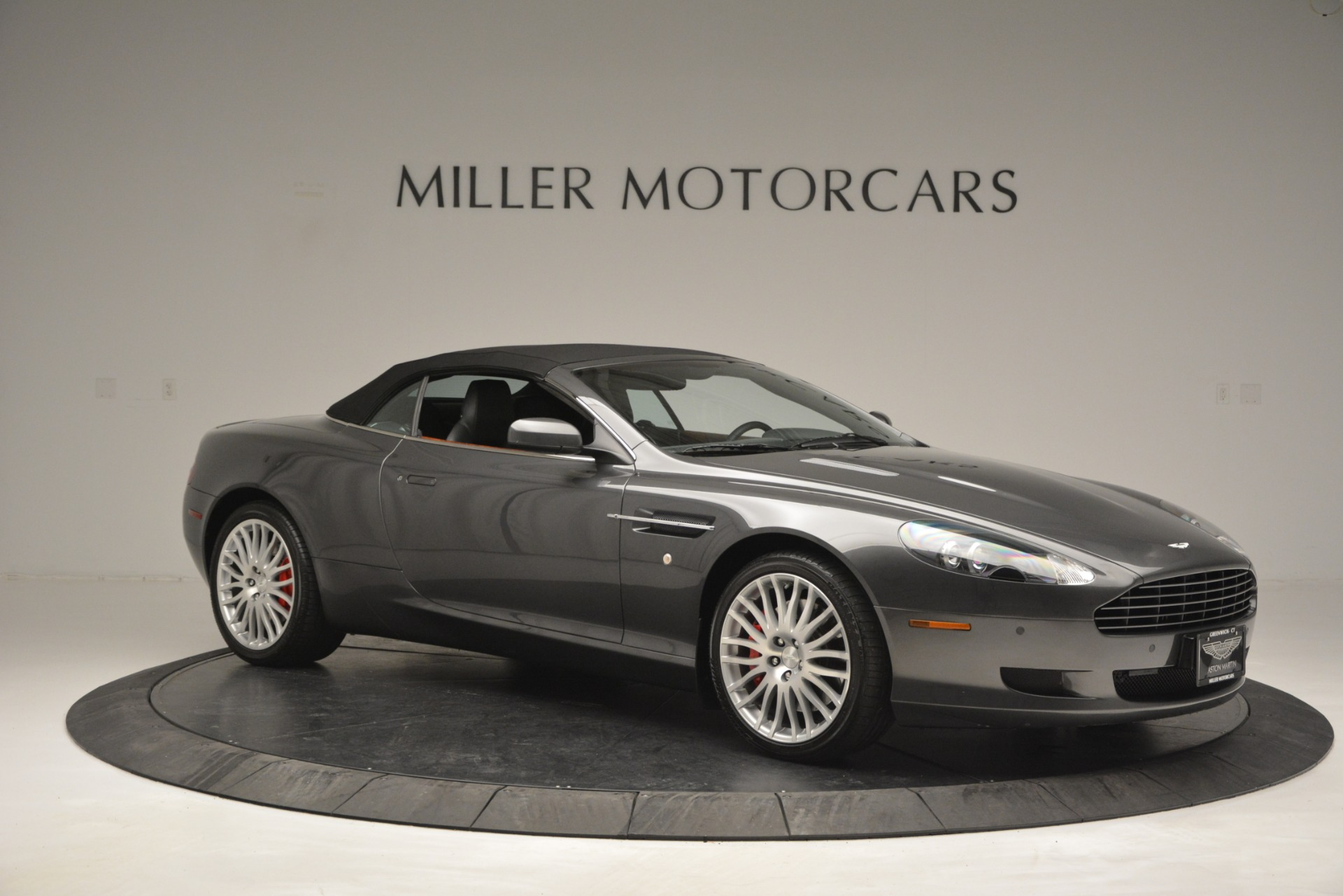 Used 2009 Aston Martin DB9 Convertible For Sale In Westport, CT 2930_p14