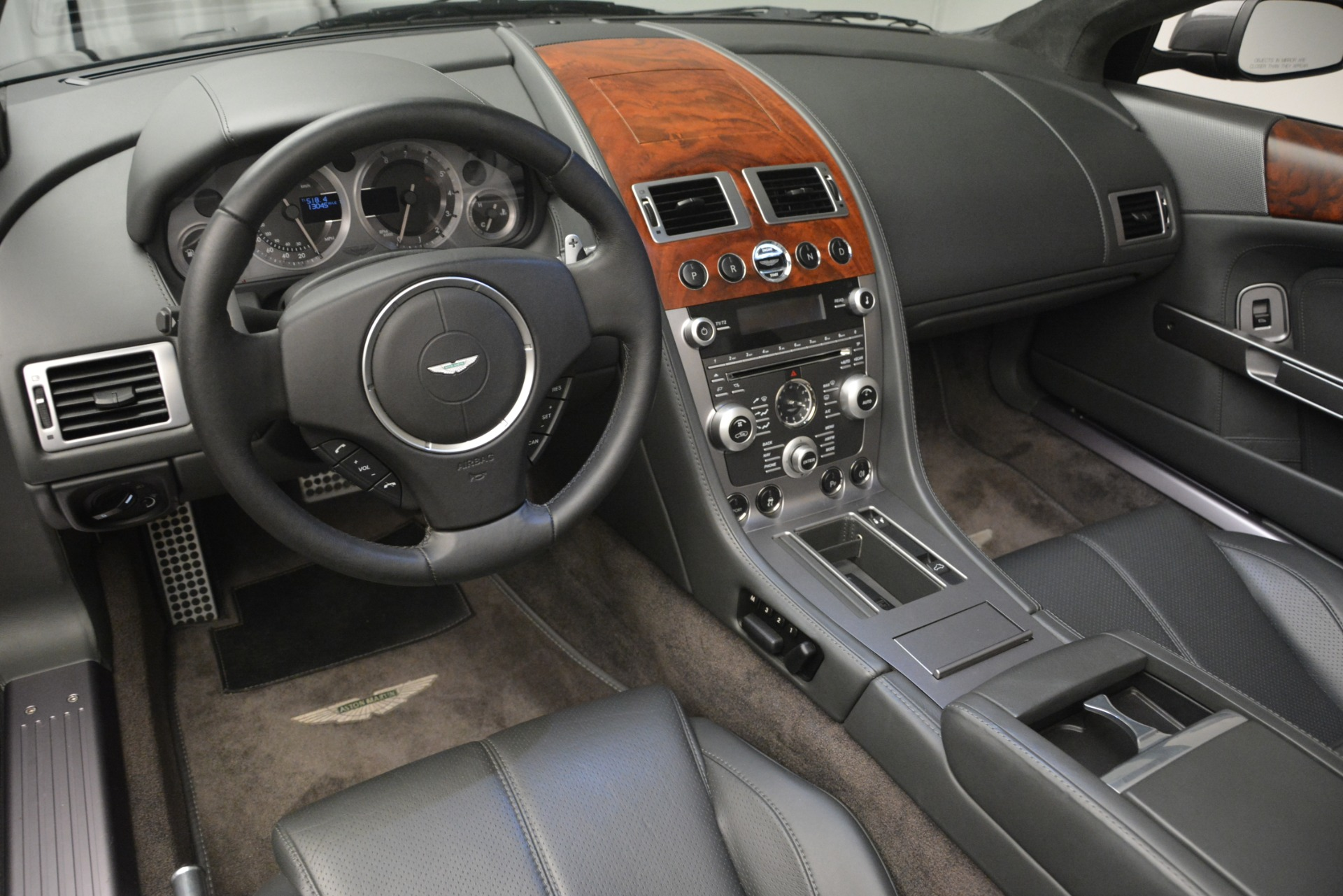 Used 2009 Aston Martin DB9 Convertible For Sale In Westport, CT 2930_p21
