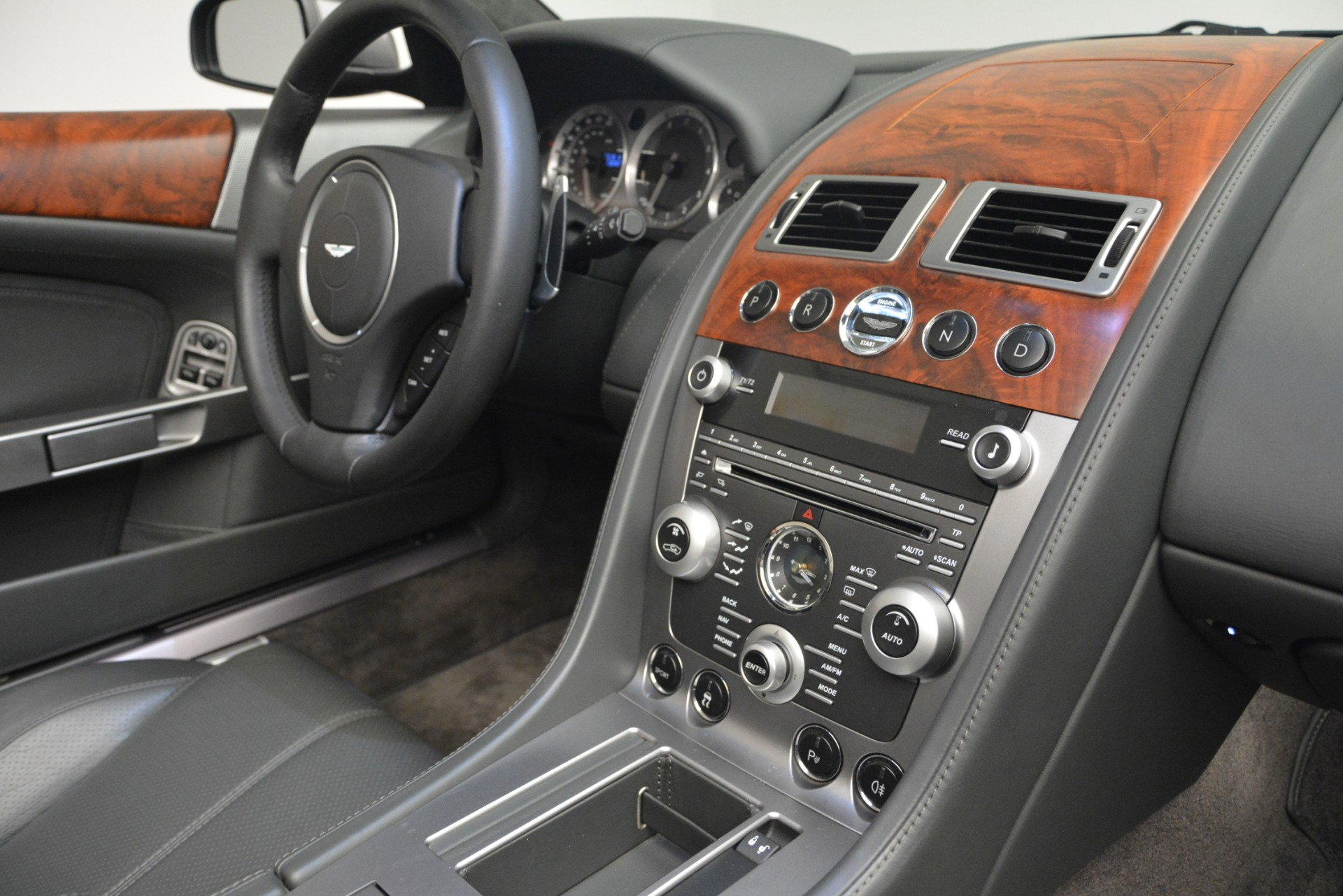 Used 2009 Aston Martin DB9 Convertible For Sale In Westport, CT 2930_p25