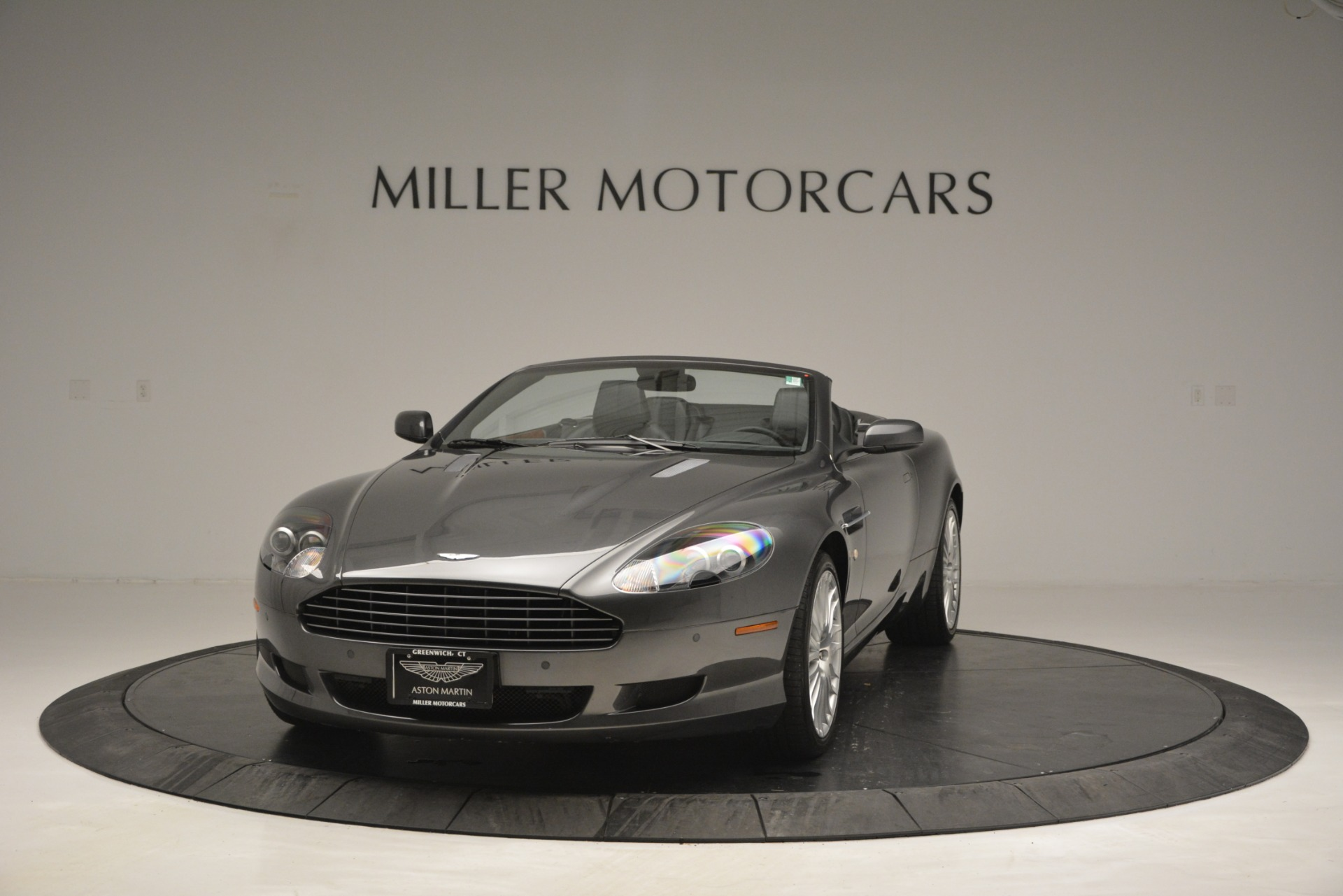 Used 2009 Aston Martin DB9 Convertible For Sale In Westport, CT 2930_p2