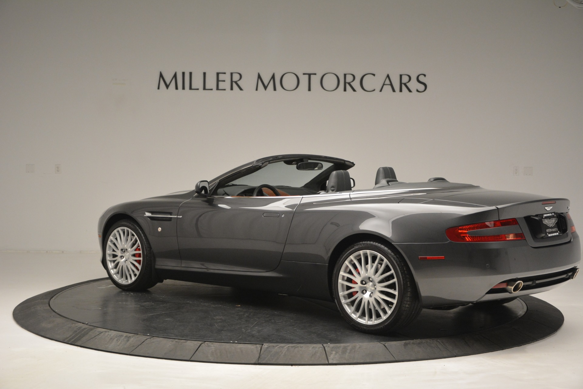 Used 2009 Aston Martin DB9 Convertible For Sale In Westport, CT 2930_p4