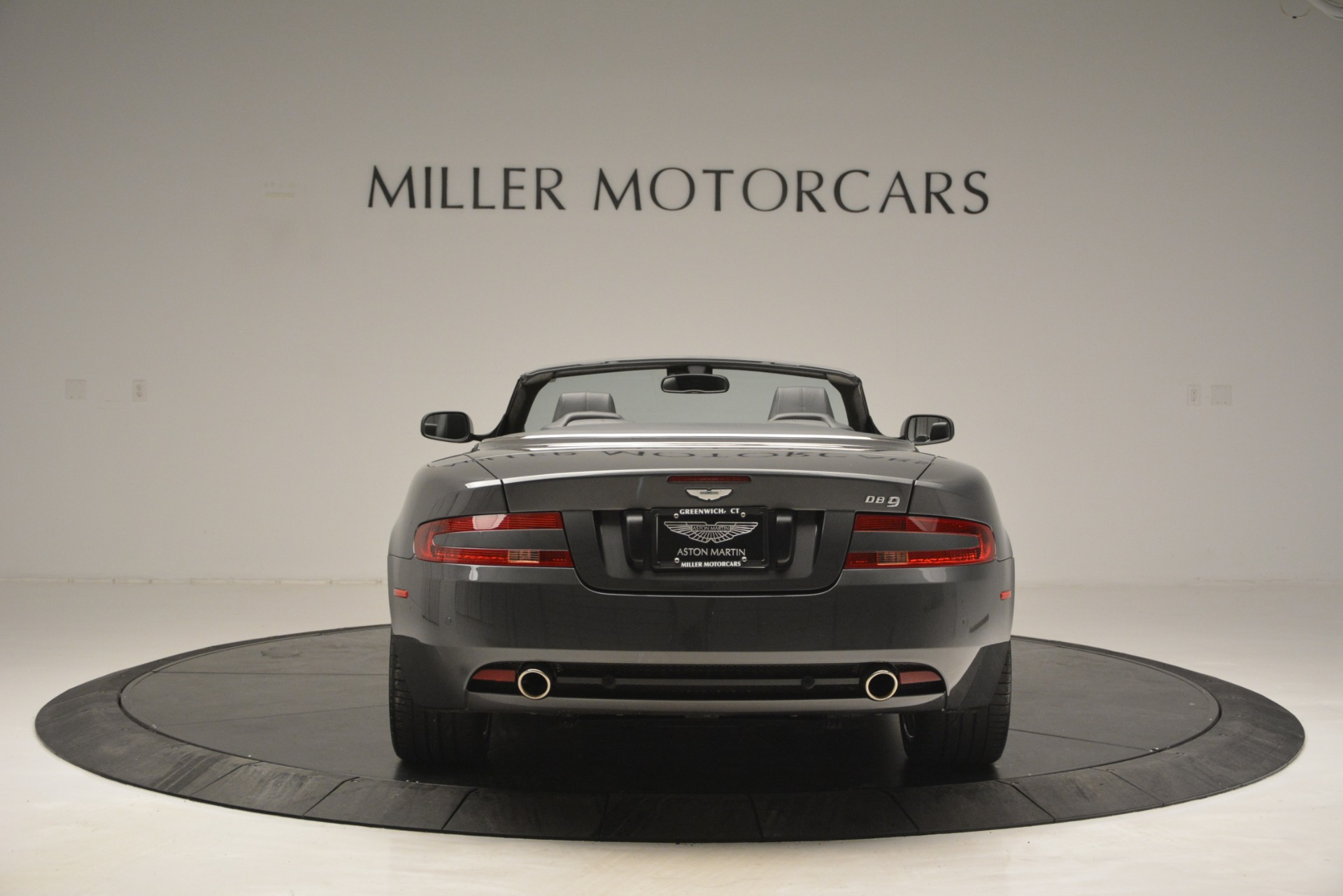 Used 2009 Aston Martin DB9 Convertible For Sale In Westport, CT 2930_p6