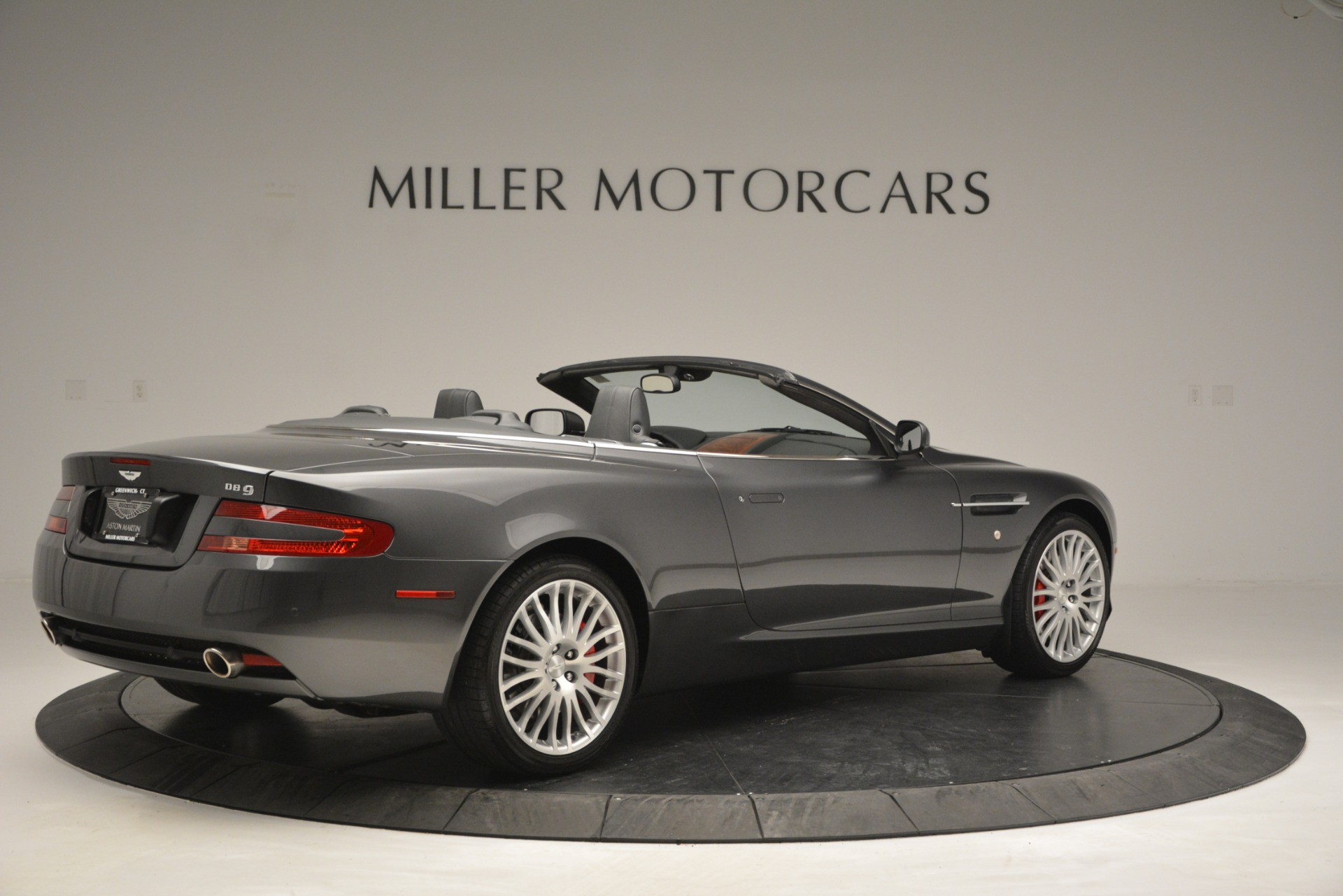 Used 2009 Aston Martin DB9 Convertible For Sale In Westport, CT 2930_p8