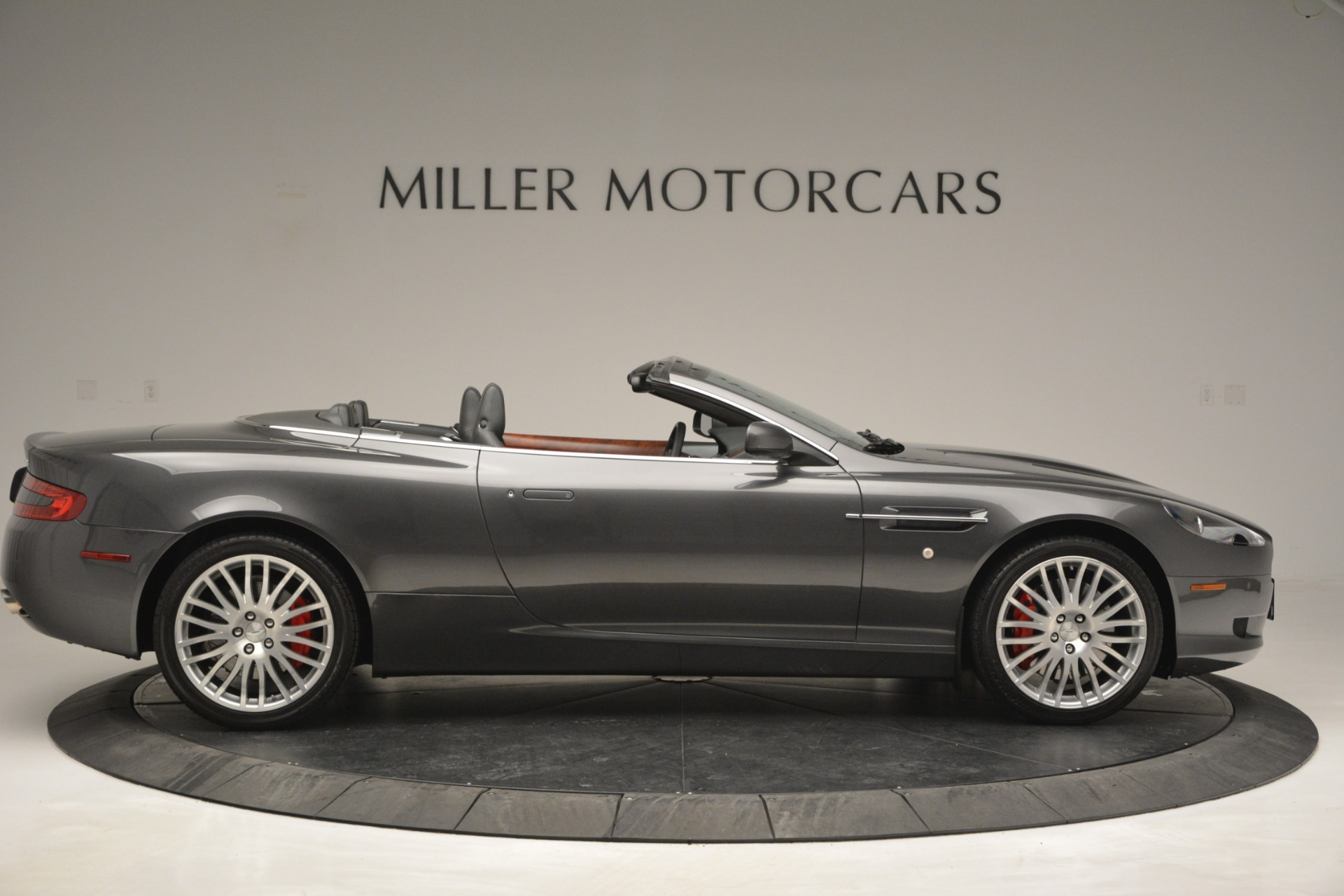 Used 2009 Aston Martin DB9 Convertible For Sale In Westport, CT 2930_p9