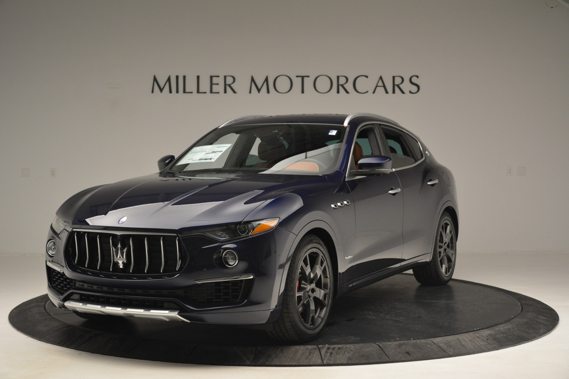 New 2019 Maserati Levante Q4 GranLusso For Sale In Westport, CT 2933_main