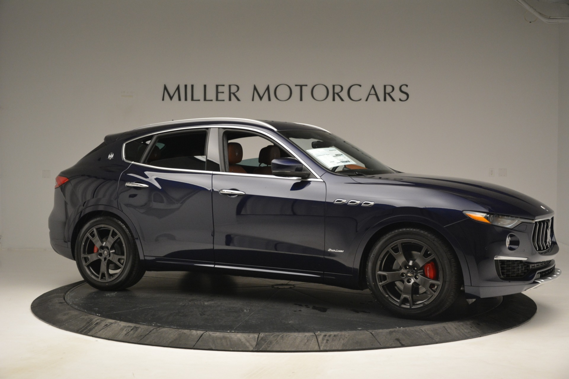 New 2019 Maserati Levante Q4 GranLusso For Sale In Westport, CT 2933_p11