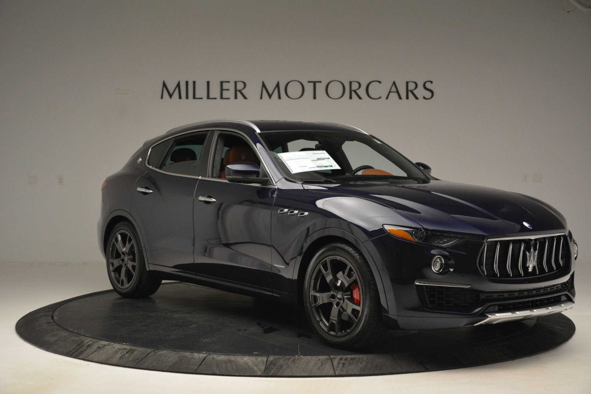 New 2019 Maserati Levante Q4 GranLusso For Sale In Westport, CT 2933_p12