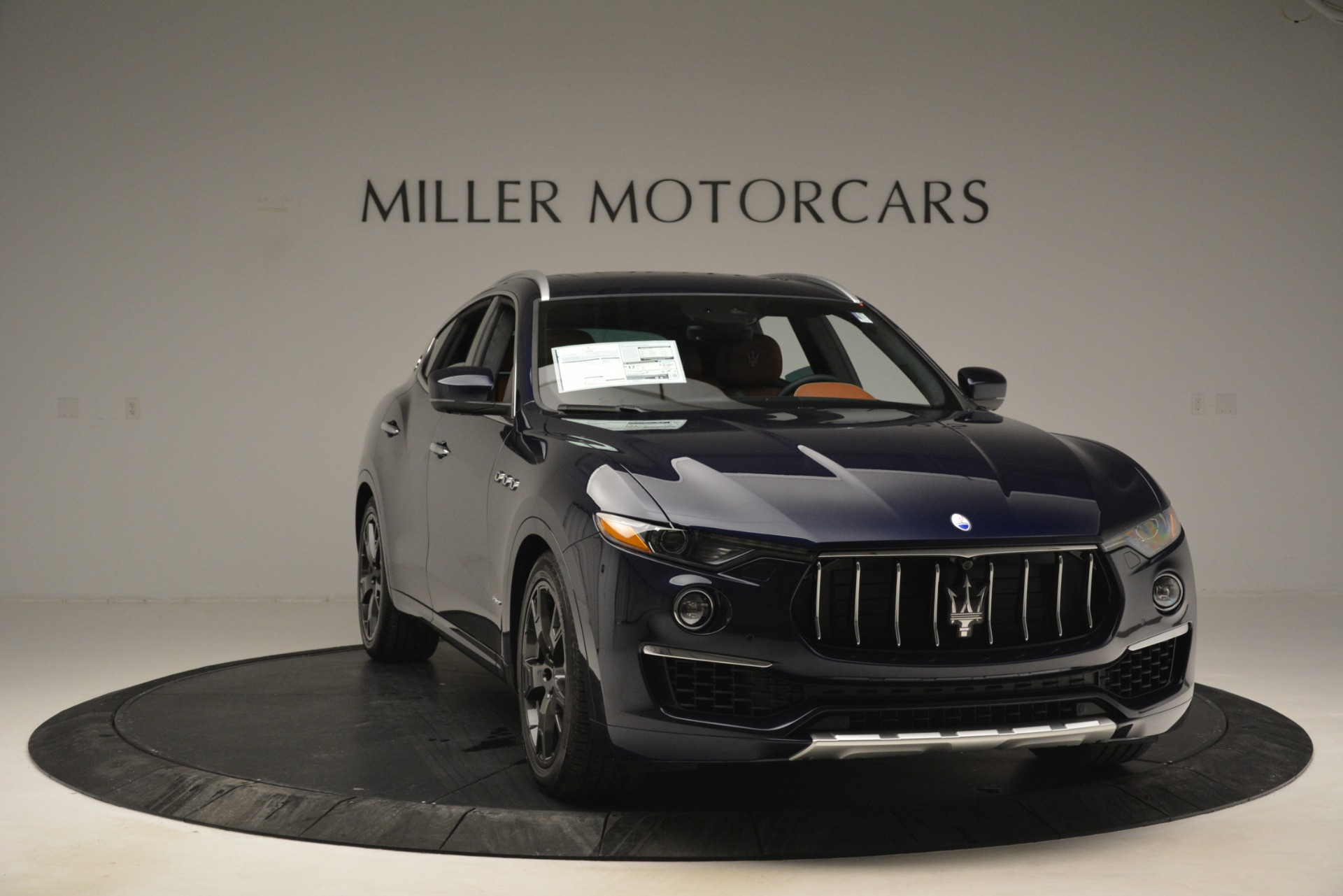 New 2019 Maserati Levante Q4 GranLusso For Sale In Westport, CT 2933_p13
