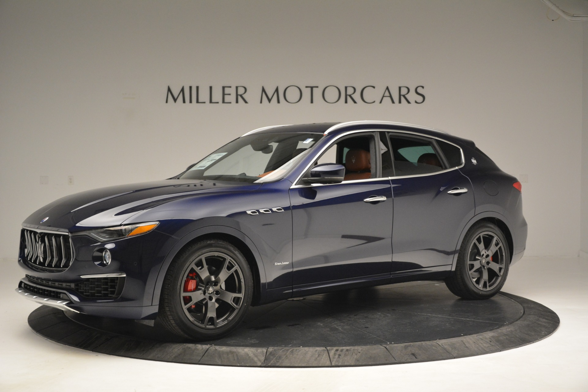 New 2019 Maserati Levante Q4 GranLusso For Sale In Westport, CT 2933_p2
