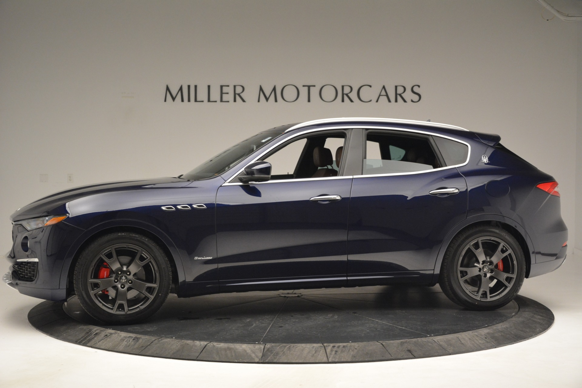 New 2019 Maserati Levante Q4 GranLusso For Sale In Westport, CT 2933_p3