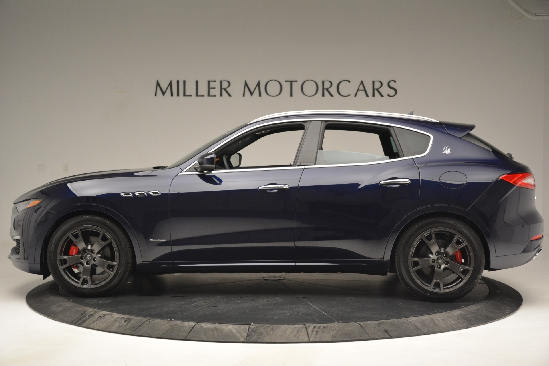 New 2019 Maserati Levante Q4 GranLusso For Sale In Westport, CT 2933_p4