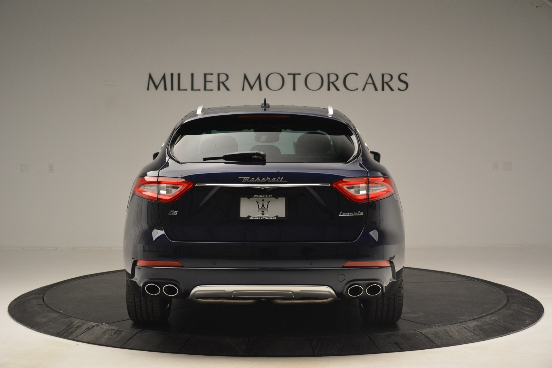 New 2019 Maserati Levante Q4 GranLusso For Sale In Westport, CT 2933_p7