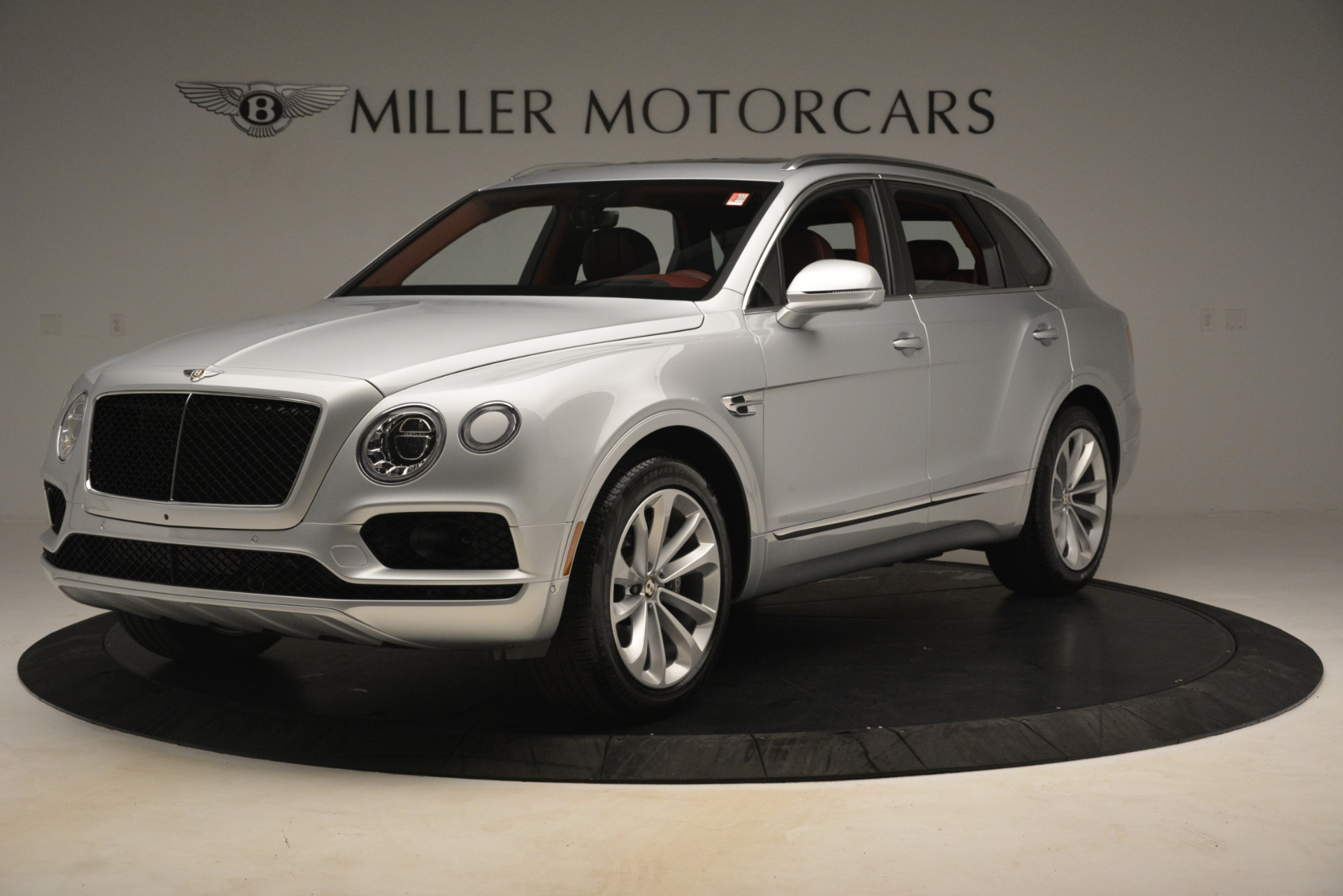 New 2019 Bentley Bentayga V8 For Sale In Westport, CT 2935_main