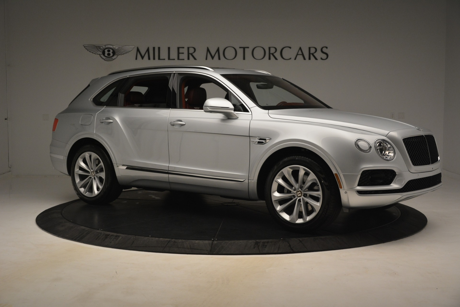 New 2019 Bentley Bentayga V8 For Sale In Westport, CT 2935_p10