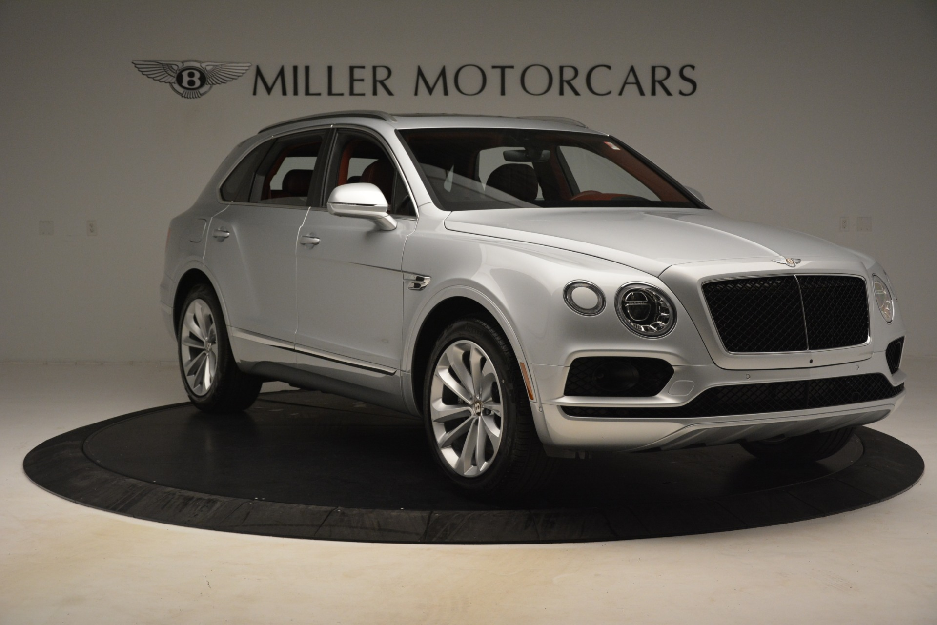 New 2019 Bentley Bentayga V8 For Sale In Westport, CT 2935_p11