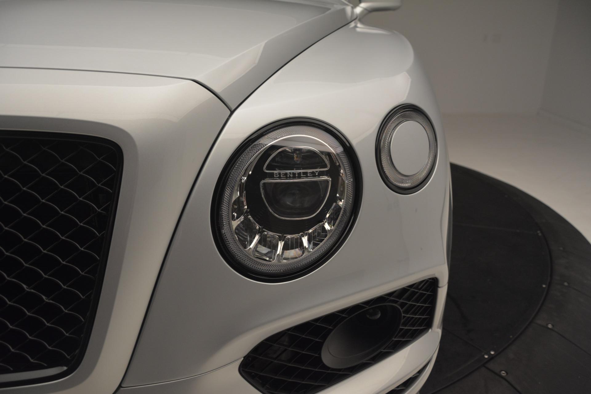 New 2019 Bentley Bentayga V8 For Sale In Westport, CT 2936_p16