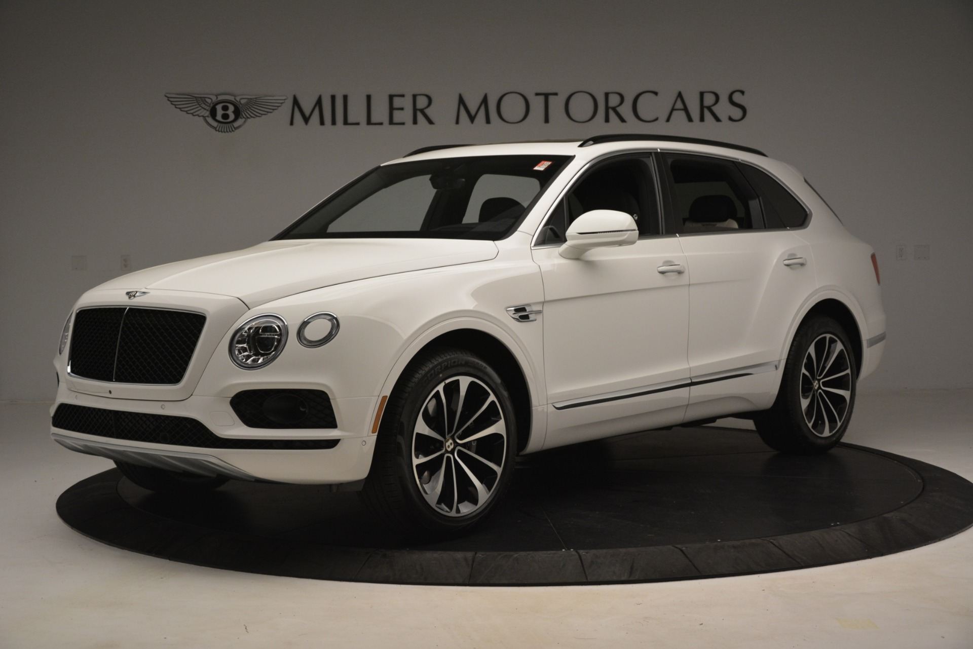 New 2019 Bentley Bentayga V8 For Sale In Westport, CT 2937_p2