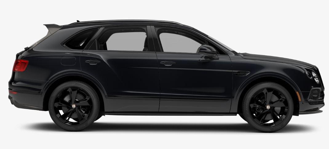 New 2019 Bentley Bentayga V8 For Sale In Westport, CT 2938_p2