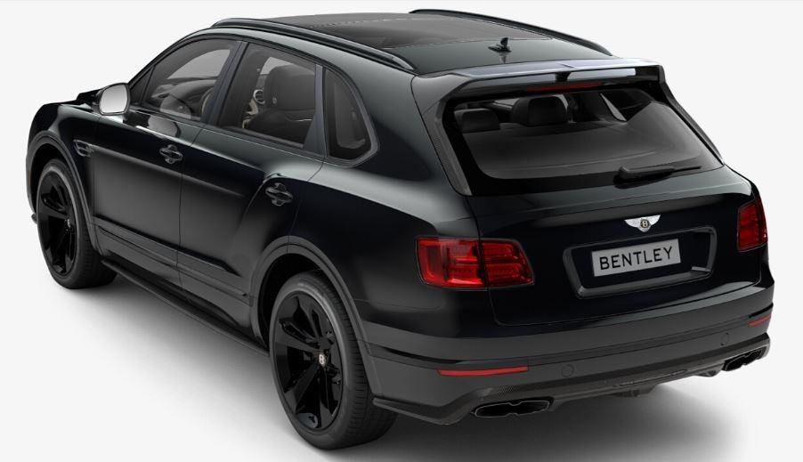 New 2019 Bentley Bentayga V8 For Sale In Westport, CT 2938_p4