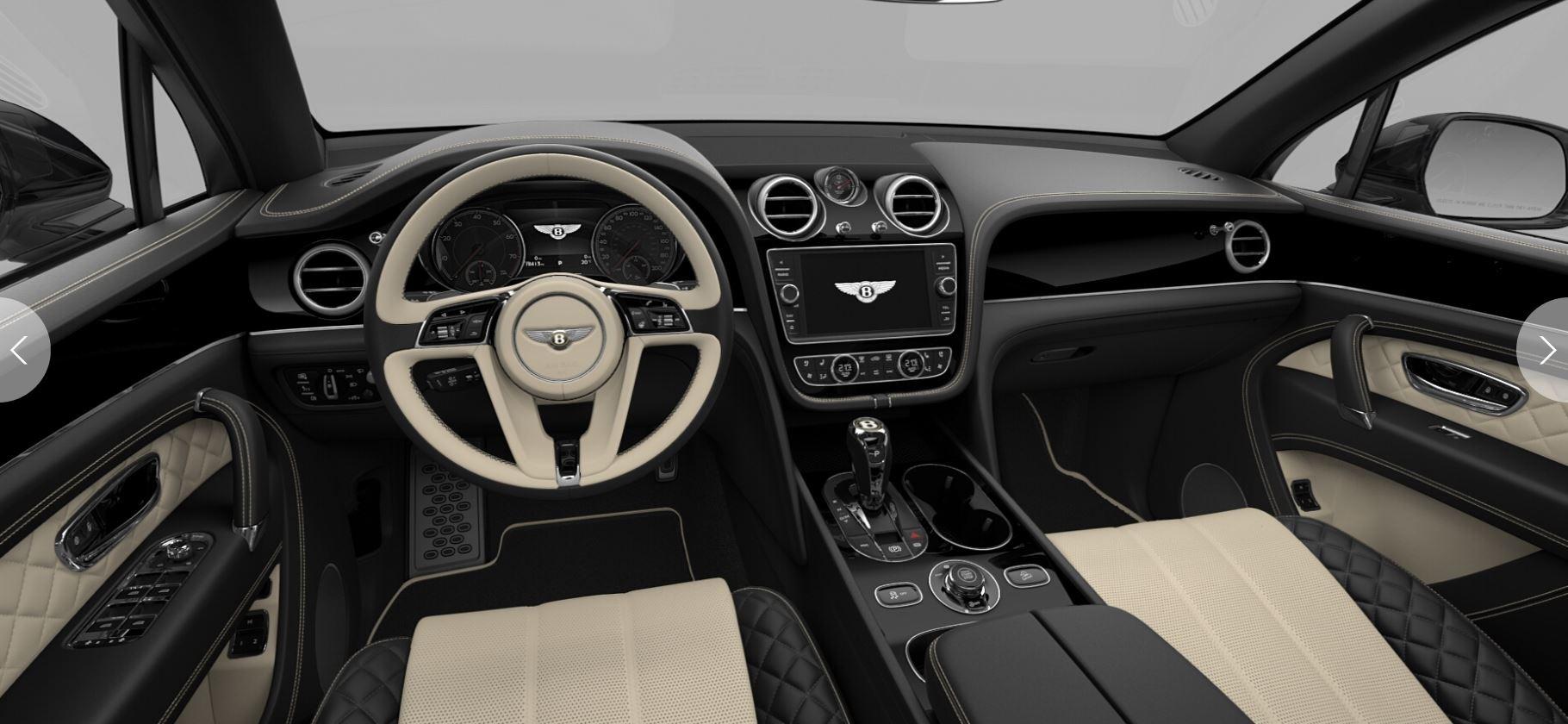 New 2019 Bentley Bentayga V8 For Sale In Westport, CT 2938_p6
