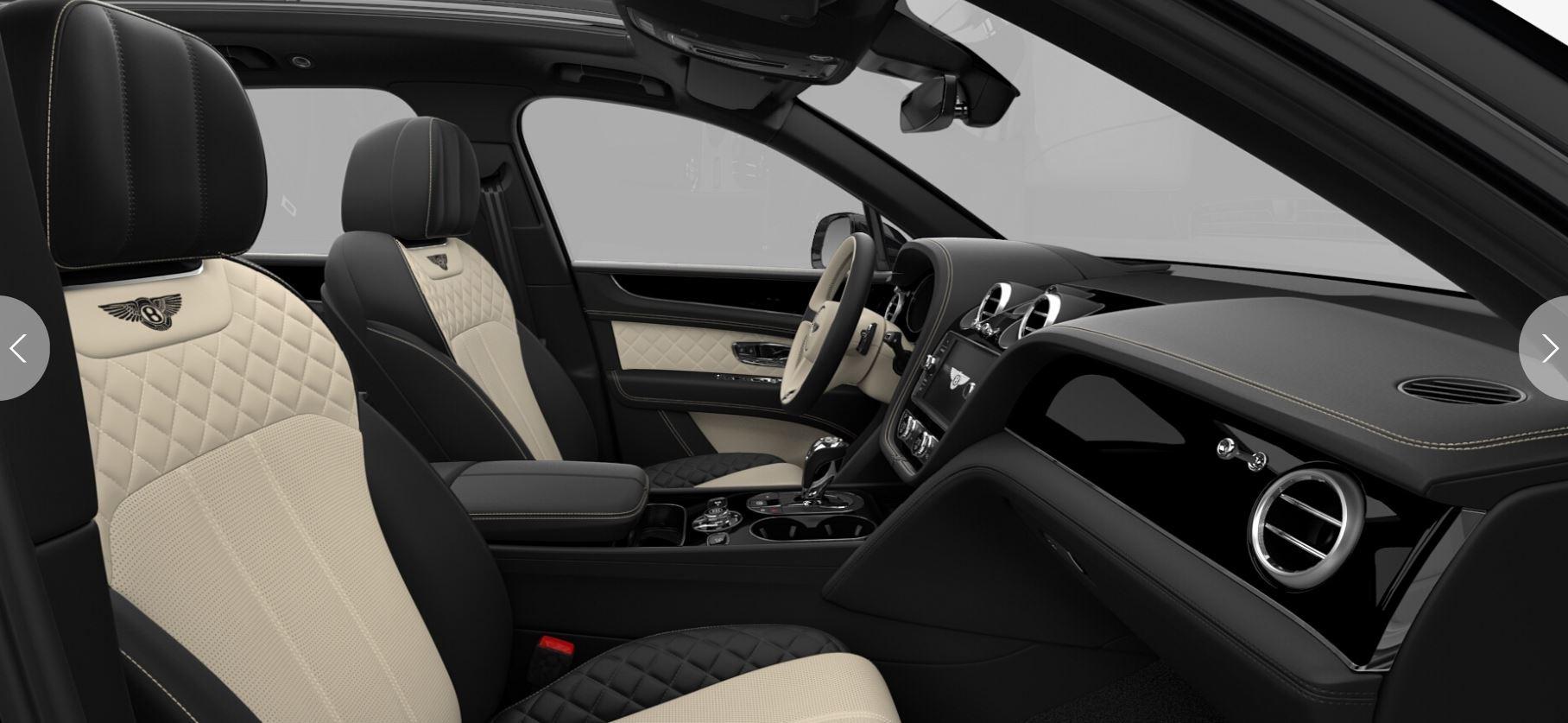 New 2019 Bentley Bentayga V8 For Sale In Westport, CT 2938_p7