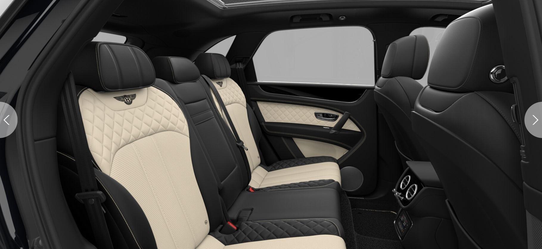 New 2019 Bentley Bentayga V8 For Sale In Westport, CT 2938_p8