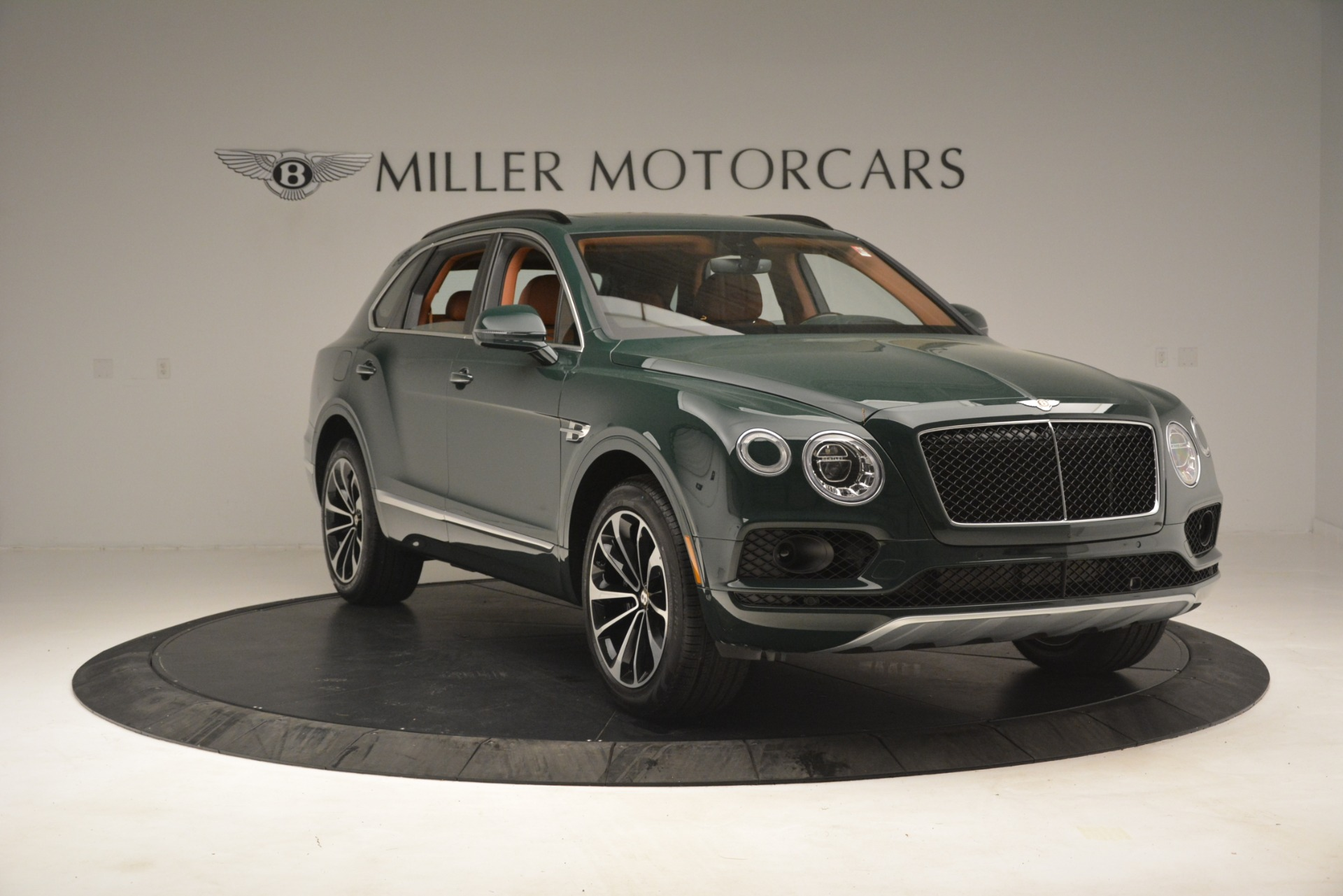 New 2019 Bentley Bentayga V8 For Sale In Westport, CT 2940_p11