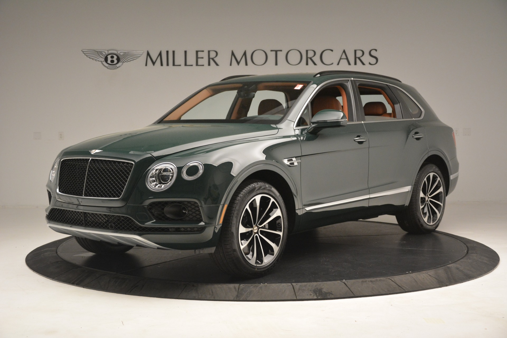 New 2019 Bentley Bentayga V8 For Sale In Westport, CT 2940_p2