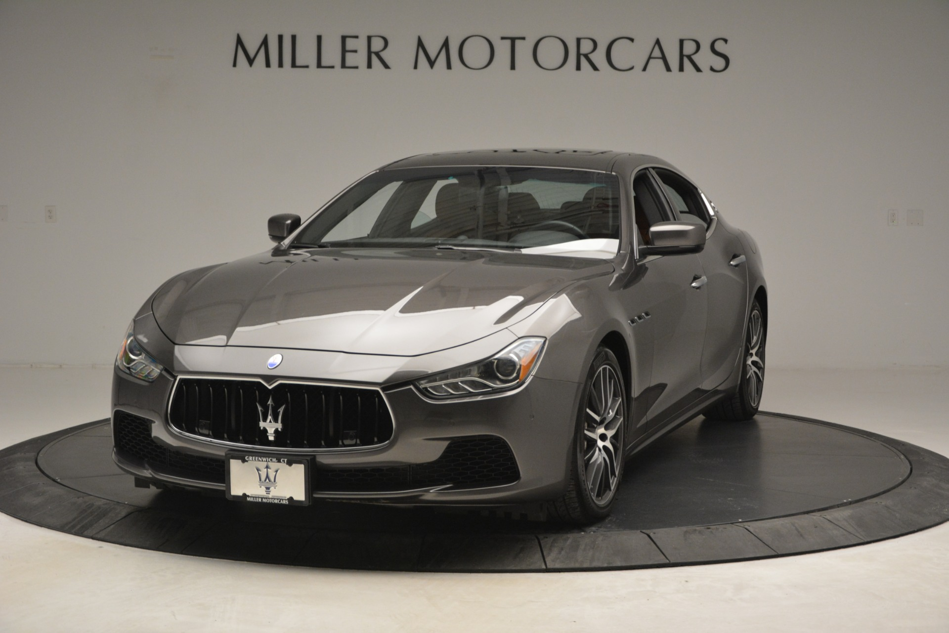 Used 2015 Maserati Ghibli S Q4 For Sale In Westport, CT 2941_main