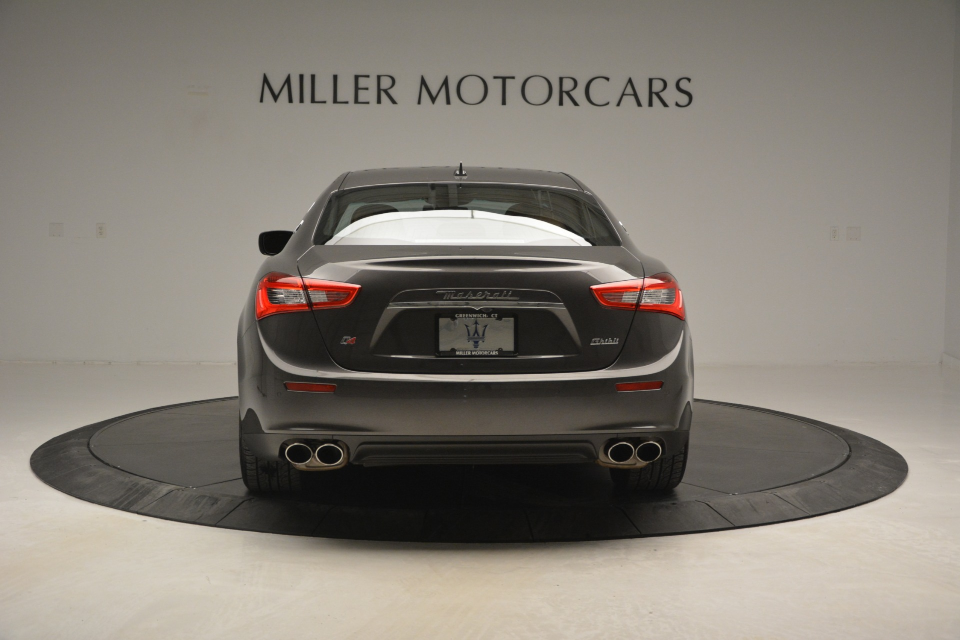 Used 2015 Maserati Ghibli S Q4 For Sale In Westport, CT 2941_p7