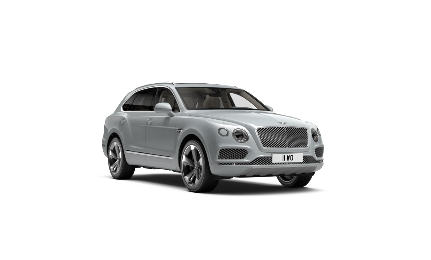 New 2020 Bentley Bentayga Hybrid For Sale In Westport, CT 2942_p2