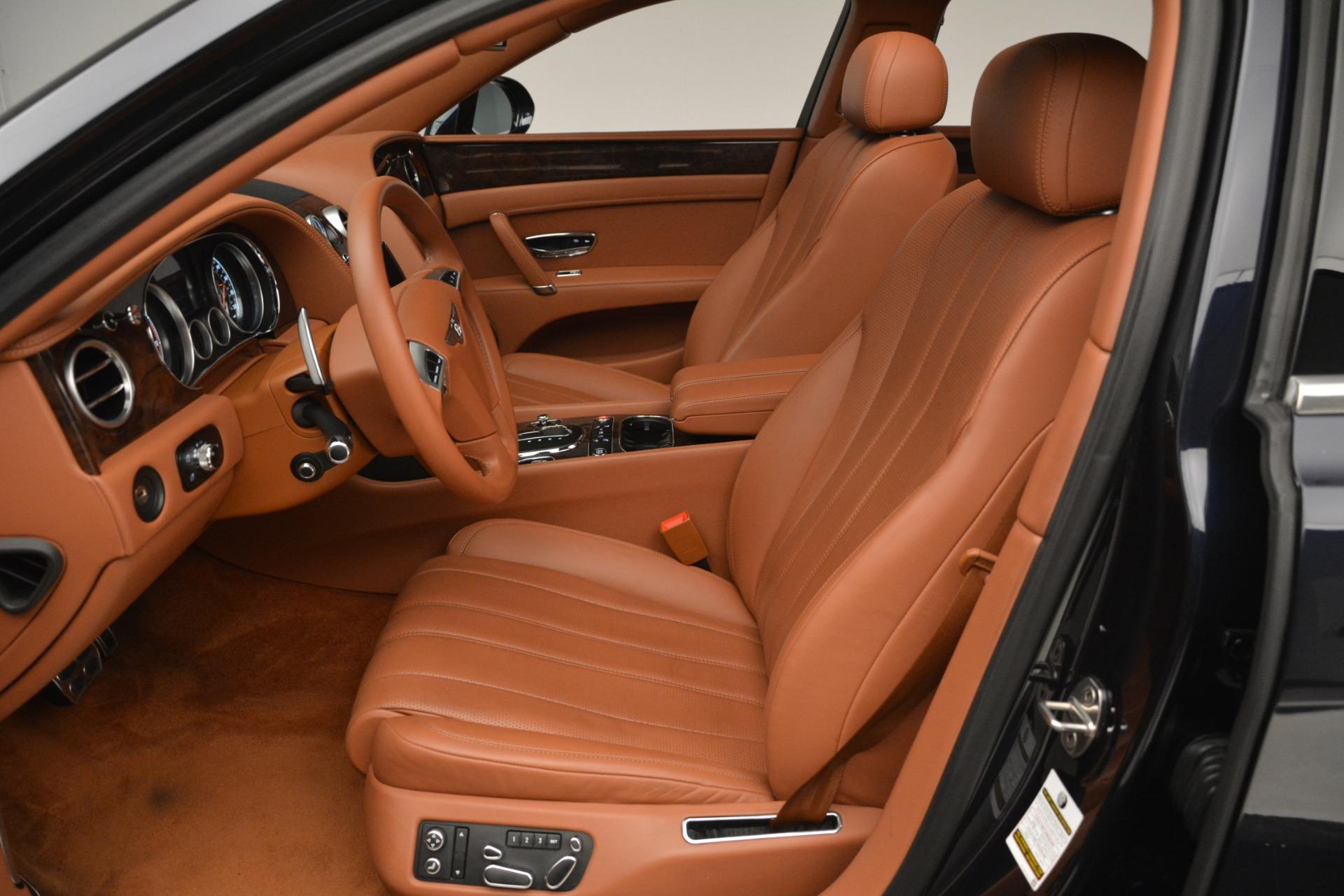 Used 2016 Bentley Flying Spur W12 For Sale In Westport, CT 2943_p16