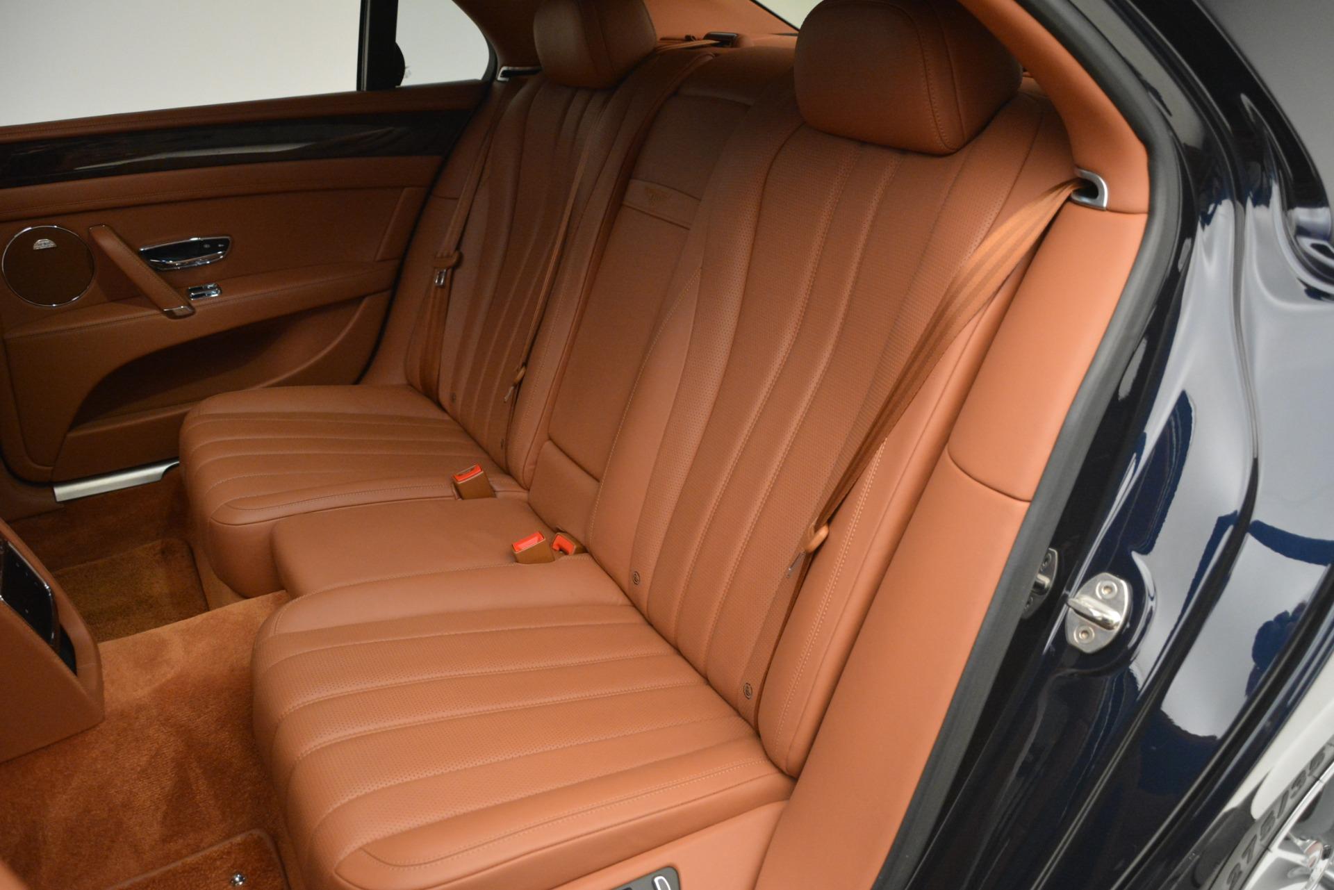 Used 2016 Bentley Flying Spur W12 For Sale In Westport, CT 2943_p24