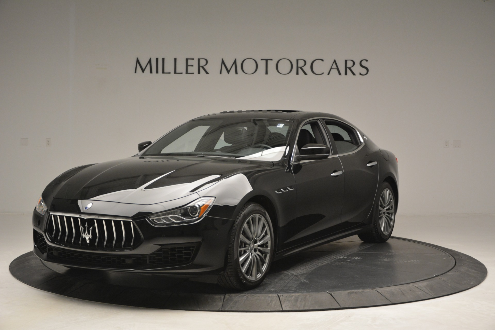 Used 2018 Maserati Ghibli S Q4 For Sale In Westport, CT 2944_main