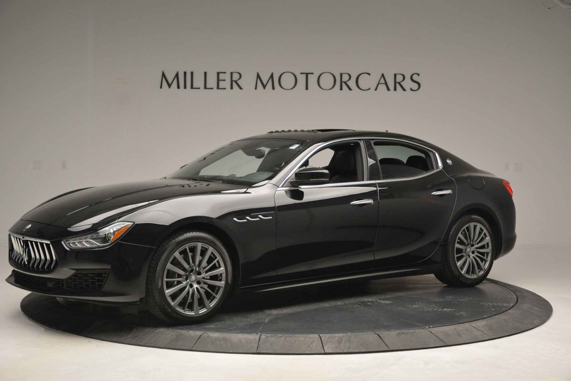 Used 2018 Maserati Ghibli S Q4 For Sale In Westport, CT 2944_p2