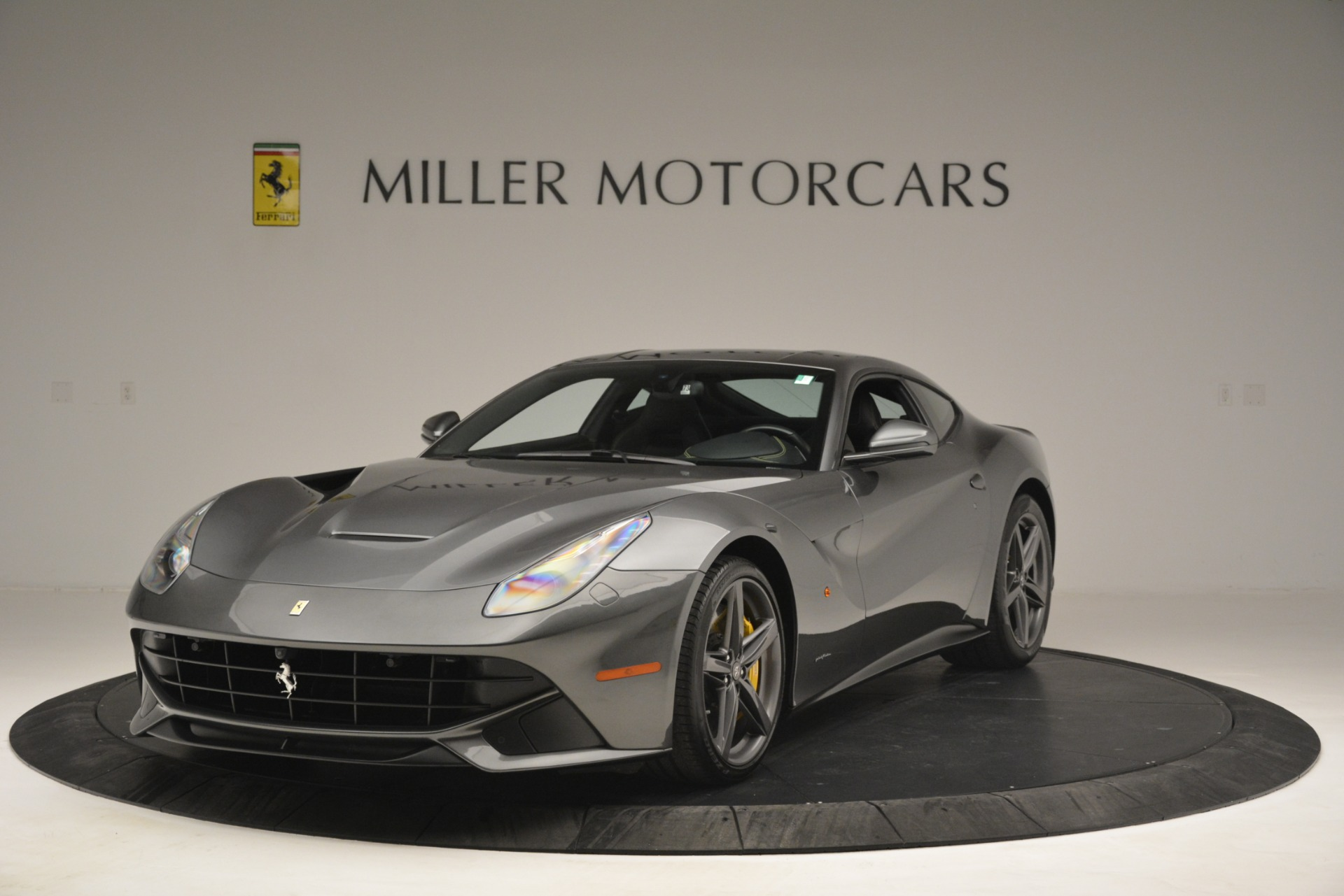 Used 2016 Ferrari F12 Berlinetta  For Sale In Westport, CT 2946_main