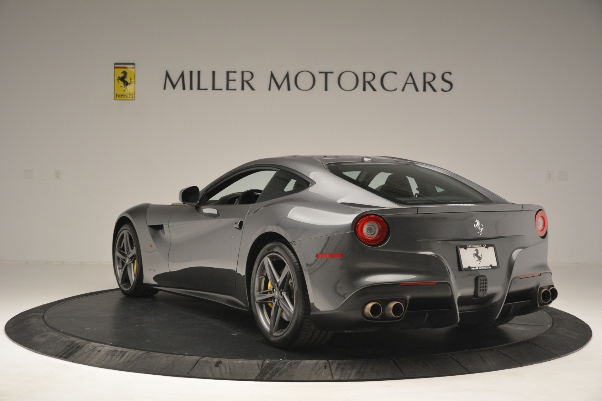Used 2016 Ferrari F12 Berlinetta  For Sale In Westport, CT 2946_p5
