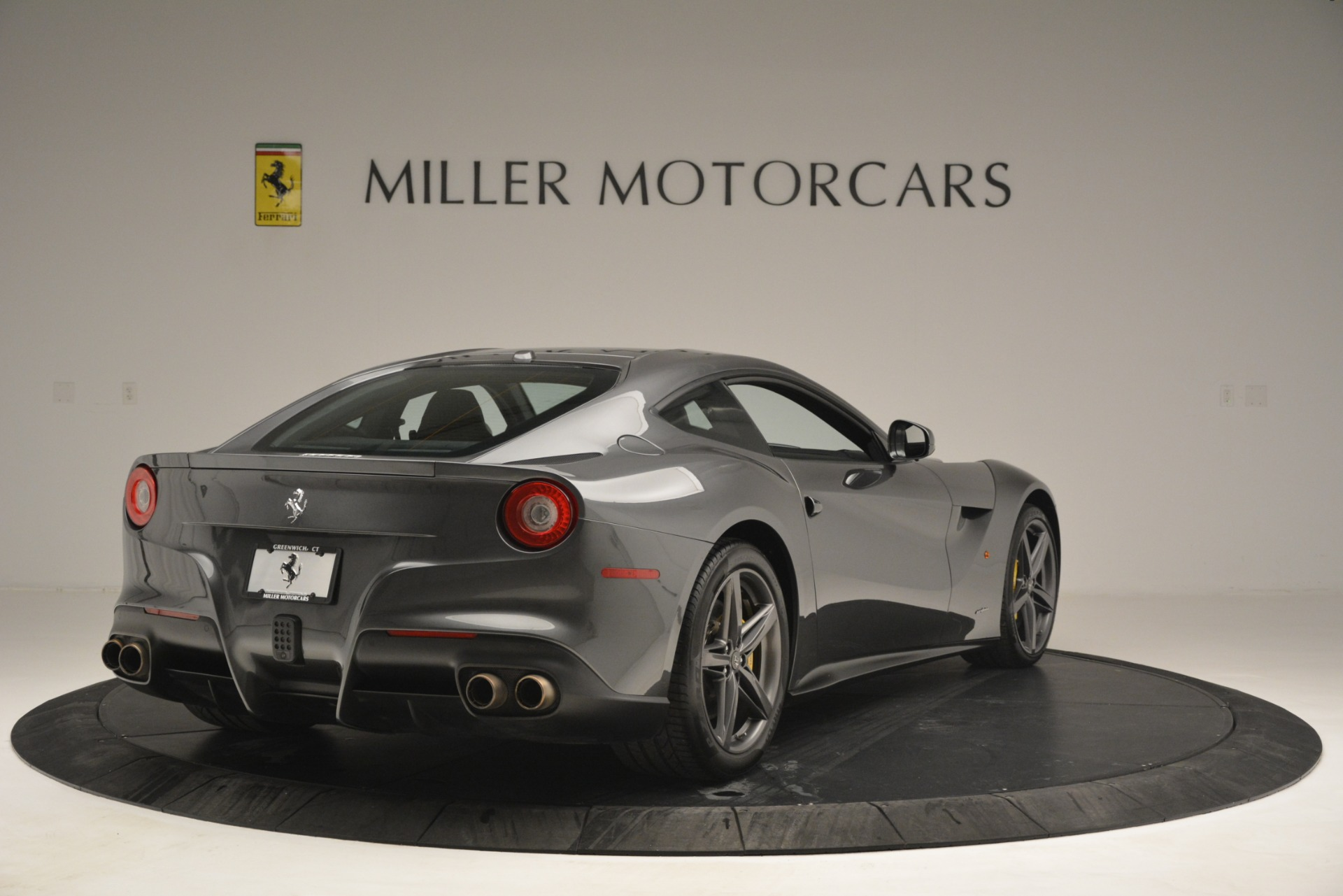 Used 2016 Ferrari F12 Berlinetta  For Sale In Westport, CT 2946_p7