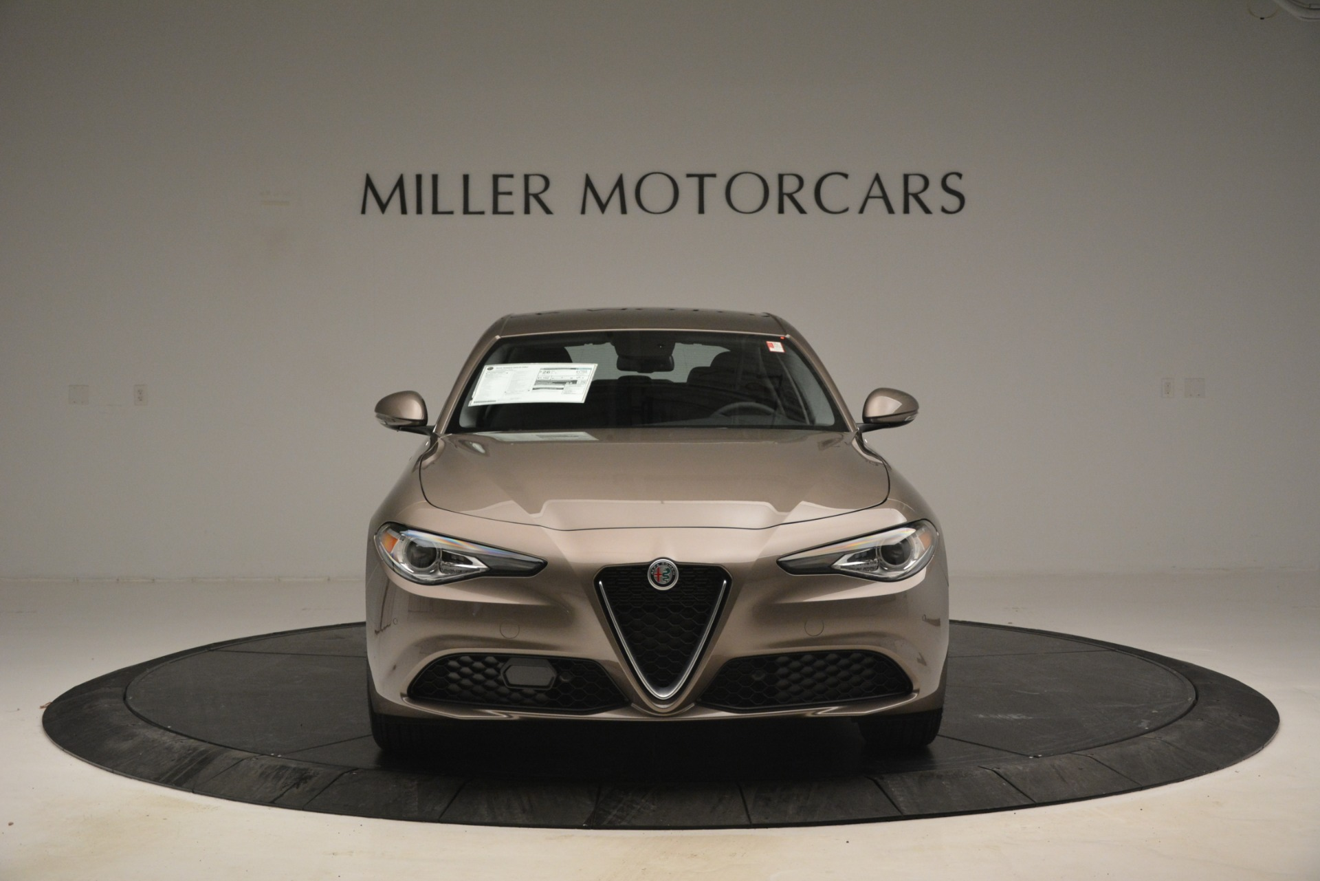 New 2019 Alfa Romeo Giulia Q4 For Sale In Westport, CT 2947_p14