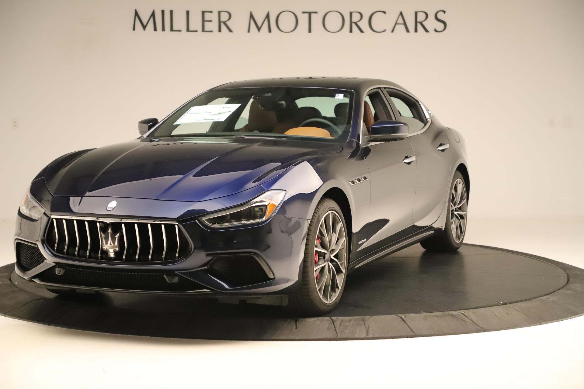 New 2019 Maserati Ghibli S Q4 GranSport For Sale In Westport, CT 2949_main