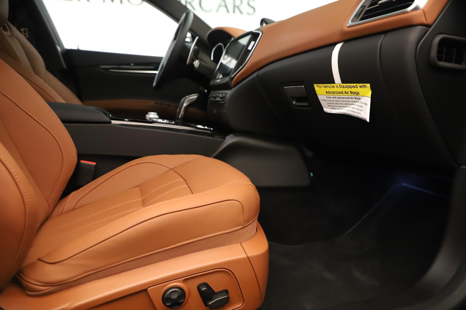 New 2019 Maserati Ghibli S Q4 GranSport For Sale In Westport, CT 2949_p23
