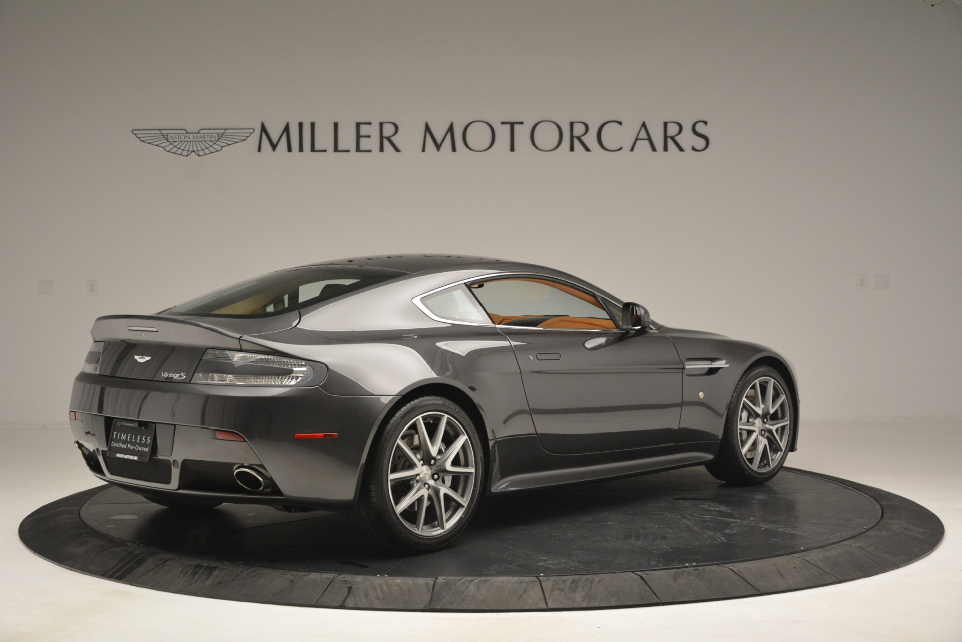 Used 2012 Aston Martin V8 Vantage S Coupe For Sale In Westport, CT 2951_p8