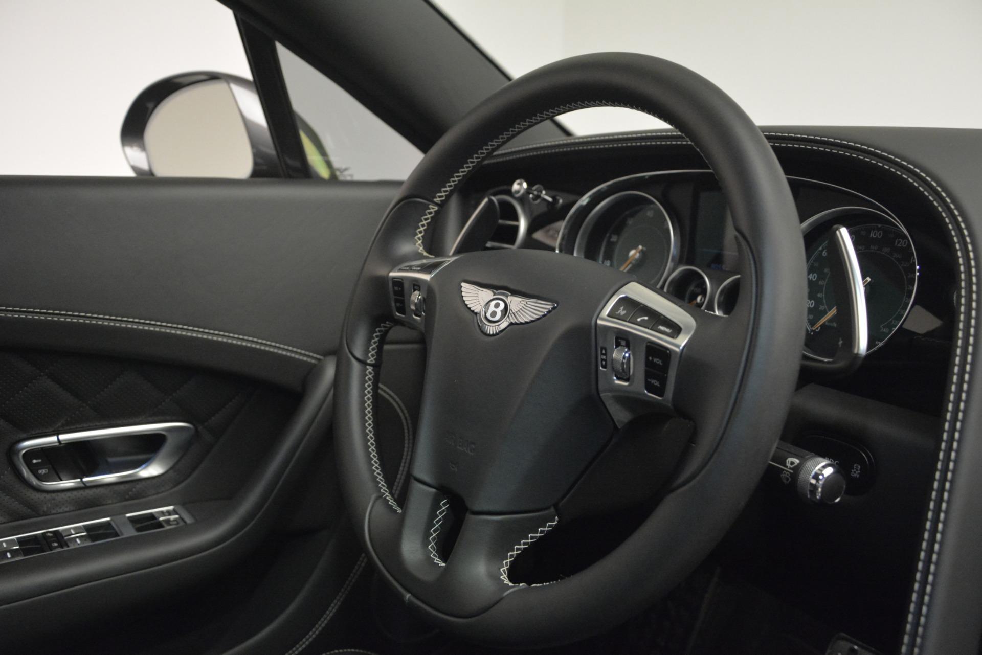 Used 2016 Bentley Continental GT Speed For Sale In Westport, CT 2953_p25